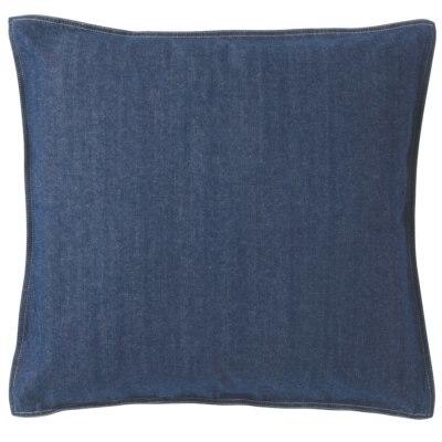 방석 커버 · 55×59 · 블루 · 데님