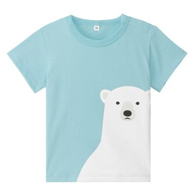 프린트 티셔츠 · 베이비