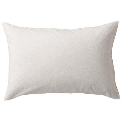 베개 커버 · 43X63 · 에크루 · 면