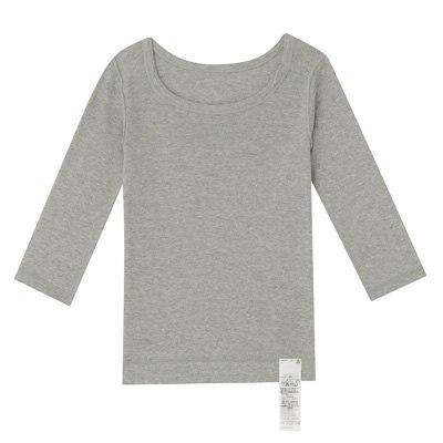 따뜻한 긴소매 셔츠