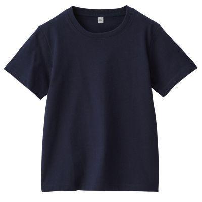 인도 면 저지 · 반소매 티셔츠 · 키즈