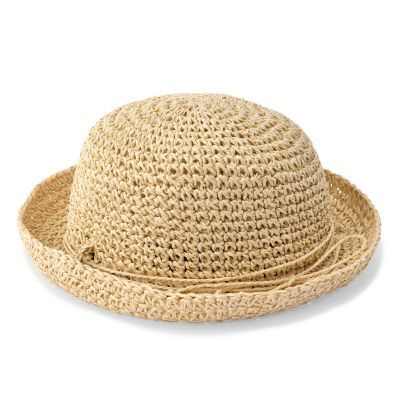 폴더블 손뜨개 모자