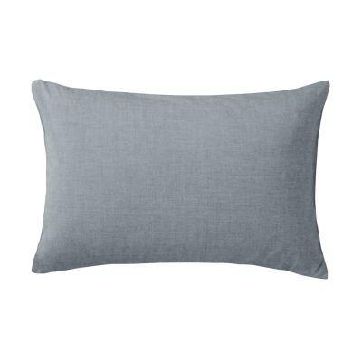 베개 커버 · 43×63 · 네이비 · 워싱면