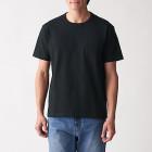 태번수 저지 · 포켓 반소매 티셔츠 BLACK