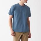 태번수 저지 · 가젯 반소매 티셔츠 SMOKY BLUE