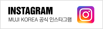 muji korea instagram